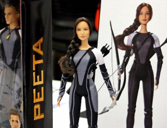 Hunger Games Barbie Dolls make a comeback