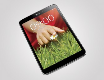 LG Launches New G Pad 8.3 Tablet