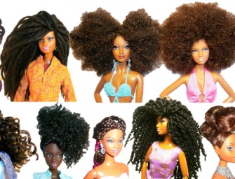 Natural Hair Dolls are truly Trendsetting
