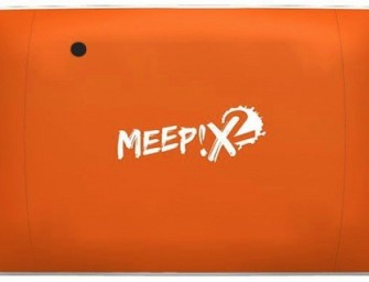 MEEP! X2: A smarter and affordable tablet for kids