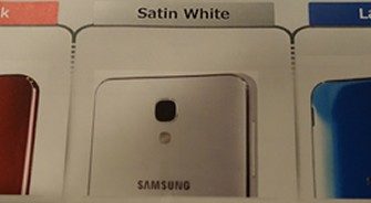 The new Samsung Galaxy J leaked: A Galaxy S4 and Note 3 hybrid