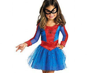 Marvels Spider-girl Sports a Frilly, Feminine Skirt