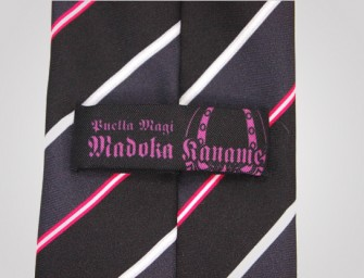 Flip the Madoka Magica Tie to adore the Japanese anime characters