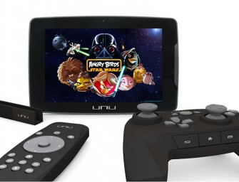 Unu: The Android Powered Handheld Gaming System