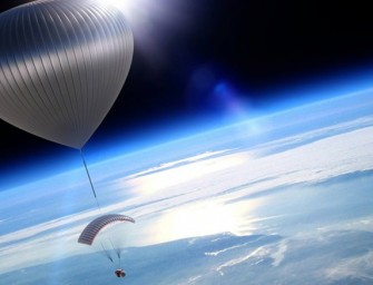 Take a Space Trip in an Almost Affordable, Massive, Floating Balloon