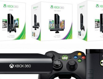Xbox 360 Holiday Bundles coming soon to grace the festivities