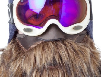 Beardski: The bearded ski mask