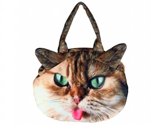 Cat themed Suede Sling Bags: Holiday Must-haves