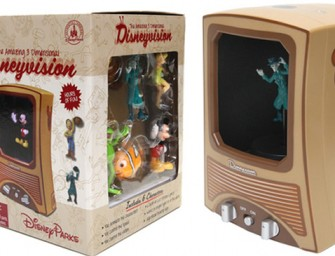 DisneyVision retro TV set is the prefect Christmas gift!