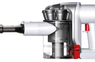 Dyson Hard DC56 vacuum cleaner: Engineered for hardwood floors