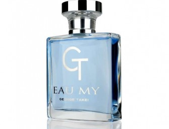Eau De Star Trek: George Takei launches a fragrance