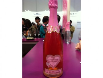 Hello Kitty Champagne: A toast to whimsy?