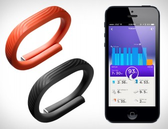 Jawbone Up24 Fitness Tracker for a healthy holiday season!