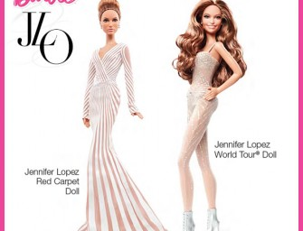 Let's get loud with the Jennifer Lopez Barbie Doll