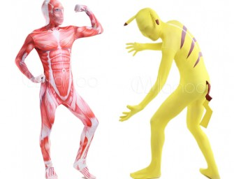 Spandex Zentai Body Suits to suit your every mood
