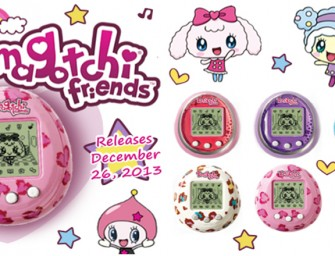 Tamagotchi celebrates its 17th birthday with new Tamagotchi Friends