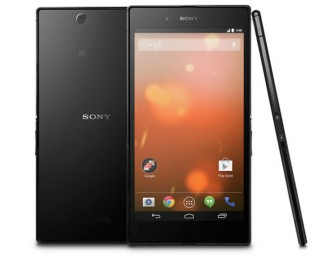 Sony launches Z Ultra Google Play Edition smartphone