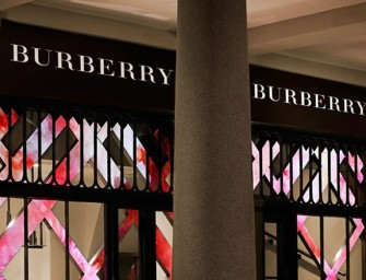 Burberry Beauty Box To make place in Covent Garden's historic Piazza