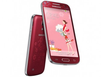 Samsung launches Galaxy S4 mini La Fleur edition for women