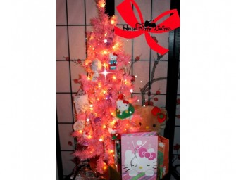 Hello Kitty Christmas Tree: For a very kitty Christmas