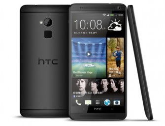 New Black HTC One Max revealed