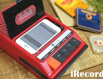 Retro iRecorder for iPhone is Here