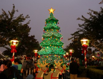 Worlds Largest Lego Christmas Tree at Legoland California Resort