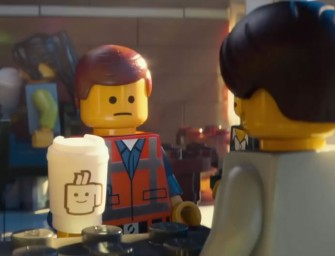 The LEGO Movie set to release in February 2014