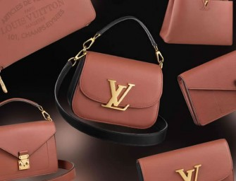 Look Forward to Louis Vuitton's luxurious Parnasséa leather goods collection in 2014