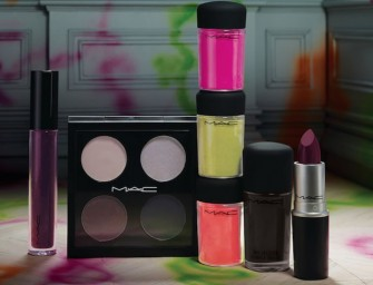 MAC Punk Couture Collection is for the racer chic!
