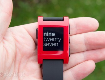 Programmer Proposes Girlfriend with Pebble Smartwatch App