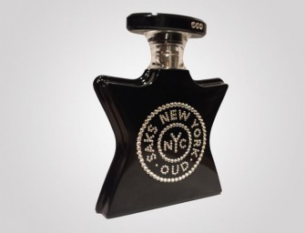 Bond No. 9 launches limited edition fragrance Saks New York Oud exclusively for Saks New York