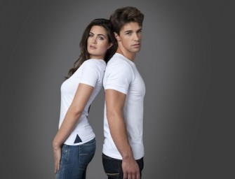 Can a T-shirt prevent you from slouching?