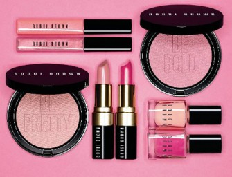 Bobbi Brown limited edition Uber Pink Collection: Just in time for V-Day