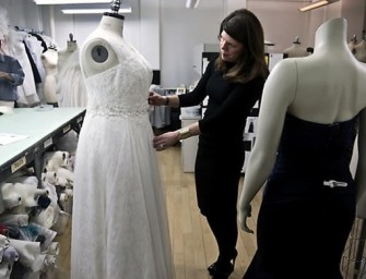 David's Bridal Mannequins Look Realistic, Boost Sales