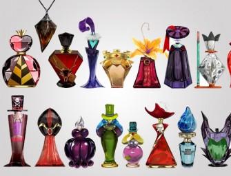 Disney Villain Perfume Bottles: Too Gorgeous to Hate