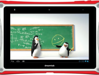 DreamWorks to launch a kid's tablet: DreamTab