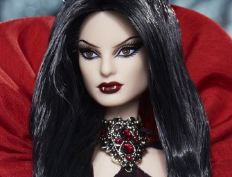 Haunted Beauty Vampire Barbie Doll will keep you up at nights