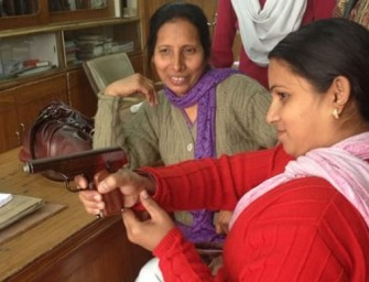A Ladies Only Gun is set to protect women in India!