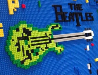 Creative LEGO Artwork can get you a free room in a New York Hotel!