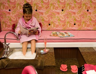 Girl's Gotta Spa For Little Girls who really need It