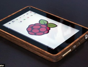 Inventor Builds Own Tablet, Calls it PiPad
