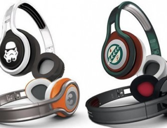 50 Cent collaborates with Lucasfilm on this awesome limited edition line of Star Wars Headphones