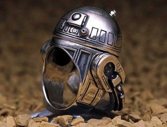 Star Wars Ring Collection is Detailed and Divine