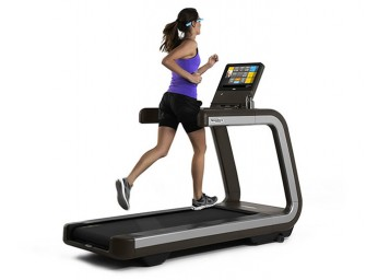 Technogym treadmill controlled by Google Glass debuts at CES 2014