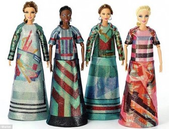 Dress up like a doll with the Sadie Williams Barbie Collection