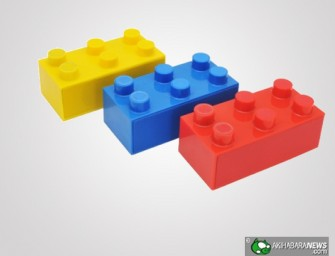 BrickS Lego-shaped Speaker is Very Cool