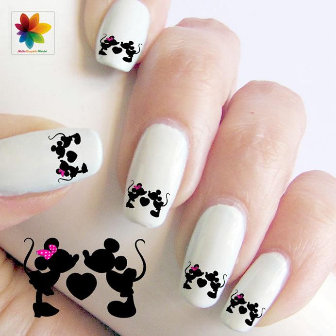 Disney Nail Art Easy - Nail Art Ideas