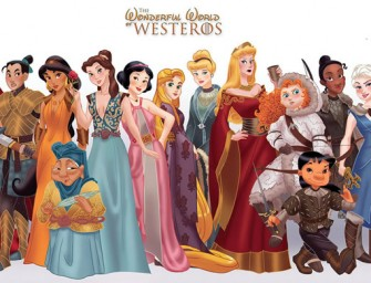 Disney Princesses Look perfect as  Game of Thrones Characters