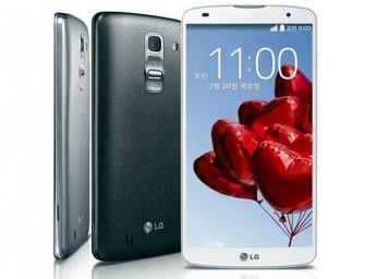 "LG G Pro 2 with ""Knock Code"" unveiled for Korea"